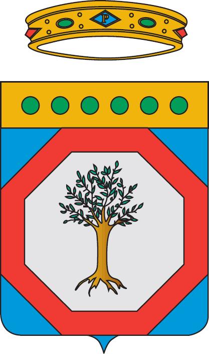 Stemma della puglia stemma della puglia for Stemma della repubblica italiana da colorare