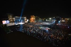 Festival La Notte della Taranta 2014