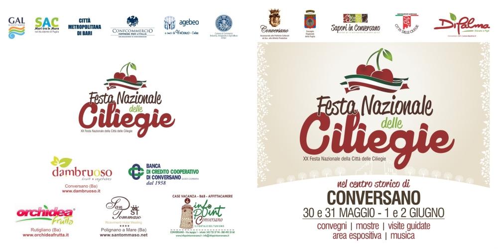 Conversano: Festa nazionale delle Ciliegie