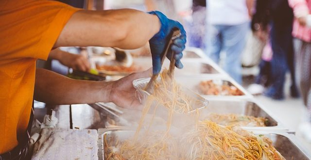 street food barese